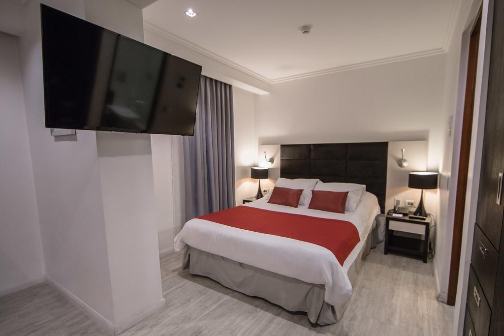habitación hotel sommelier